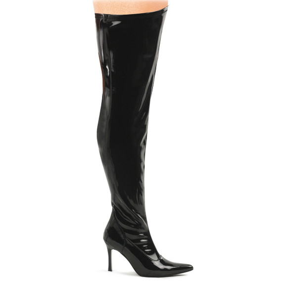 Pleaser Wide Width Thigh High Boots * LUST-3000X