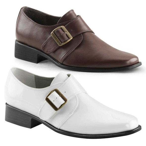 LOAFER-12, Men Disco Loafer Shoes   Funtasma