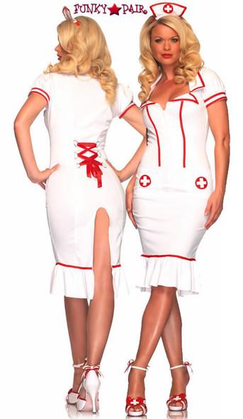 Miss Diagnosis Costume