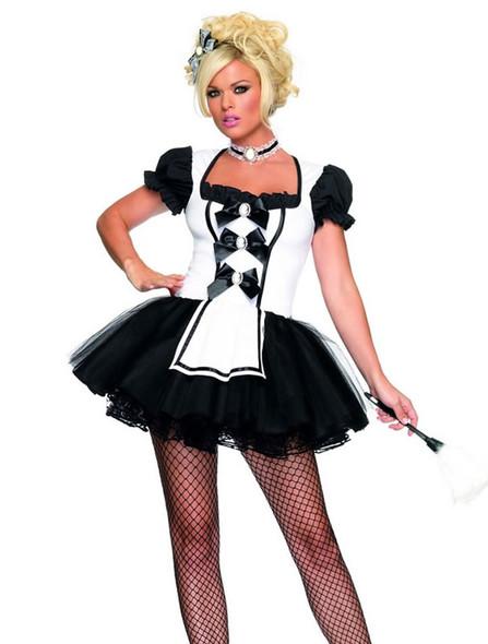 83624,Mistress Maid Costume