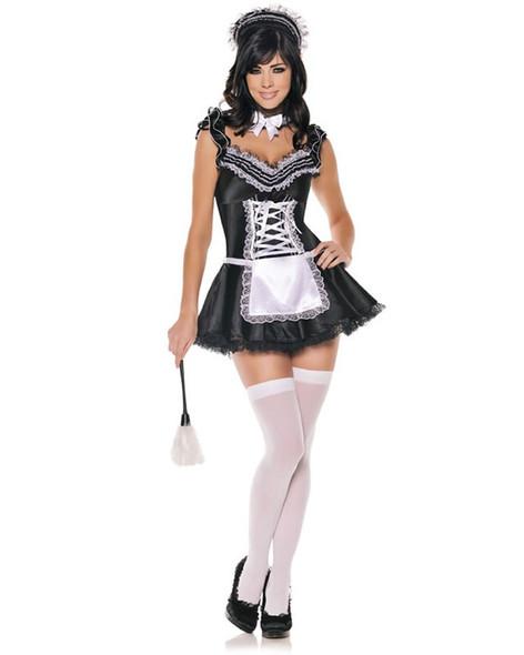 Upstairs Maid
