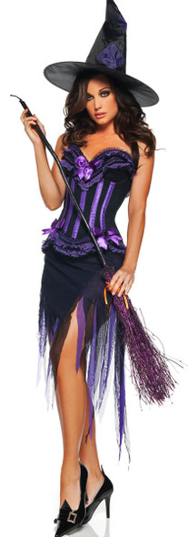 Purple Carousel Witch (T0074)