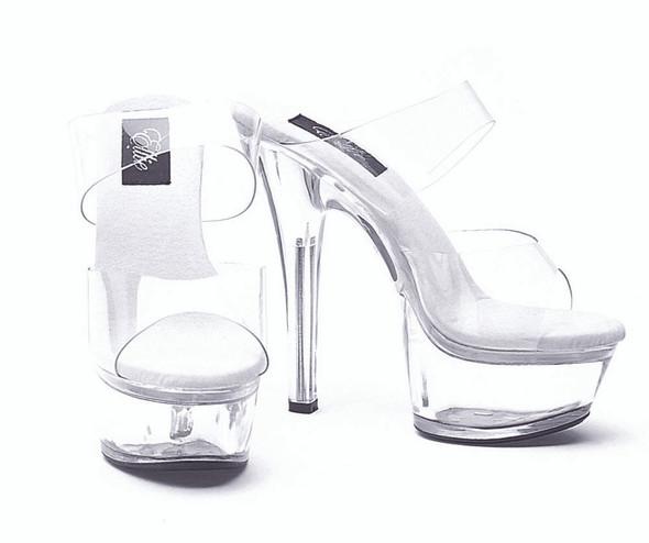 """Ellie Shoes   601-Coco 6"""" Cheap POLE Dancing Shoes"""