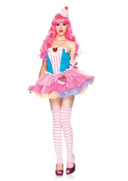Sugar and Spice Cupcake Costume