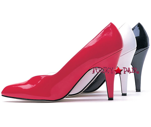 Ellie shoes | Wide Width Pumps E-8240 Plus Size 10-16