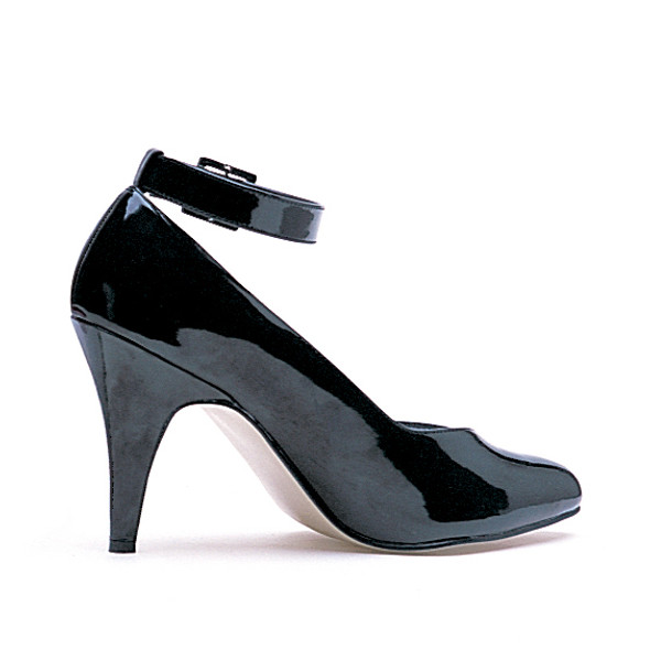 E-8241-D, 4 Inch High Heel Wide Width Pumps Made By ELLIE Shoes