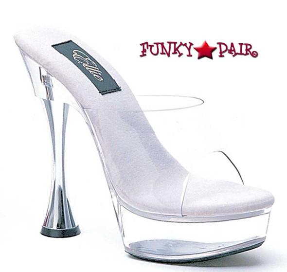 C-Vanity, 6 Inch High Heel with 1.75 Inch Platform Dancer Heel Made by ELLIE Shoes