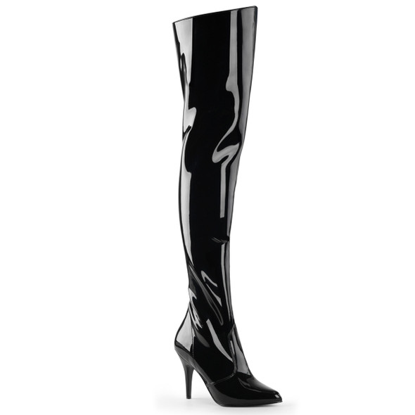 Pleaser | Vanity-3010, Thigh high Boots