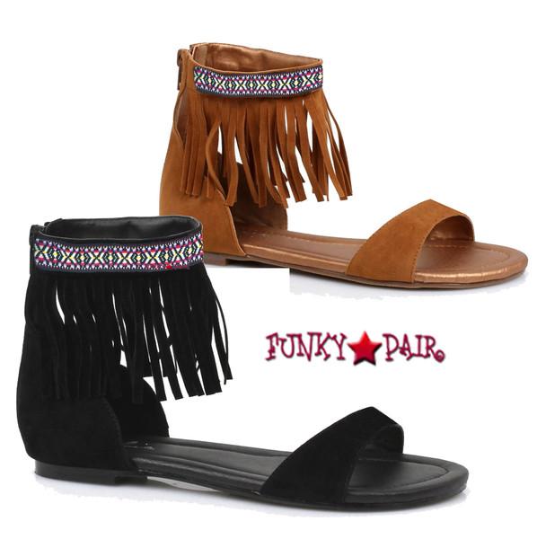 015-Hena, Indian Sandal, COSTUME SHOES brand 1031