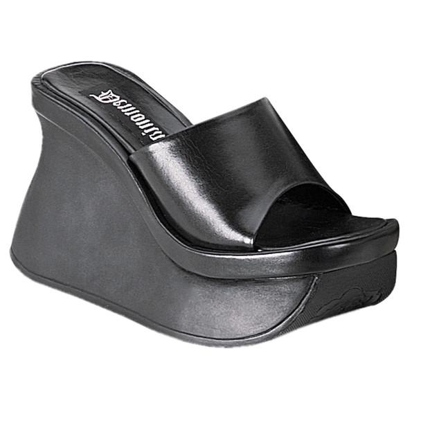 Gothic Platform Wedged Sandals Demonia   Pace-01