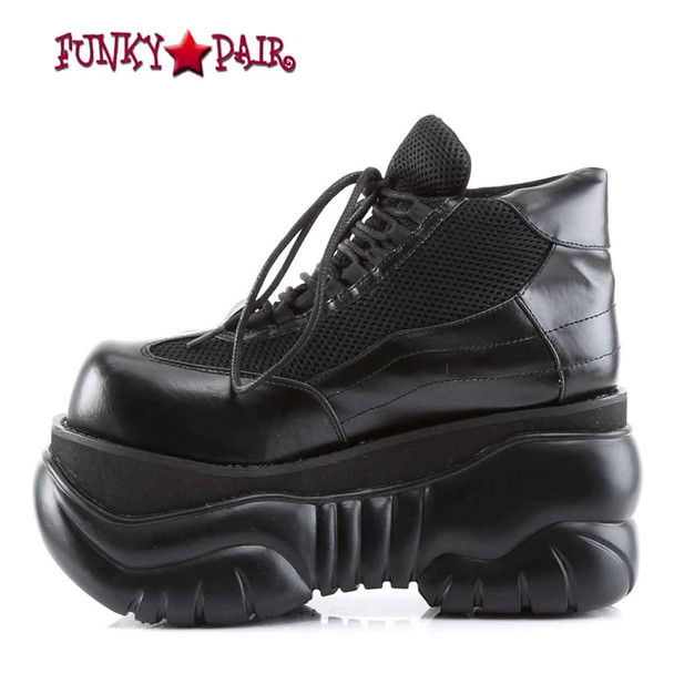 BOXER-01, Side View Sneaker Shoes by Demonia