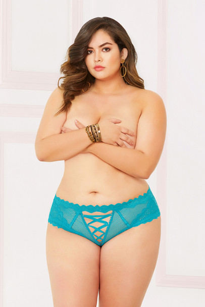 STM-10900X, Lace and Net Panty