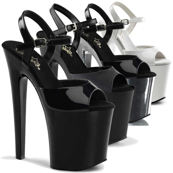 8 Inch Platform Exotic Dancer Shoes Pleaser | XTREME-809