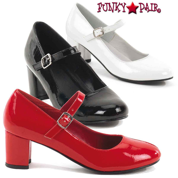 Funtasma SCHOOLGIRL-50, Mary Jane Shoes