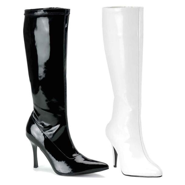 Knee High Heel Boots | Funtasma Lust-2000