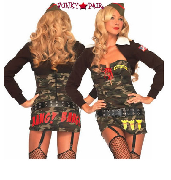 Bombin' Betty Costume