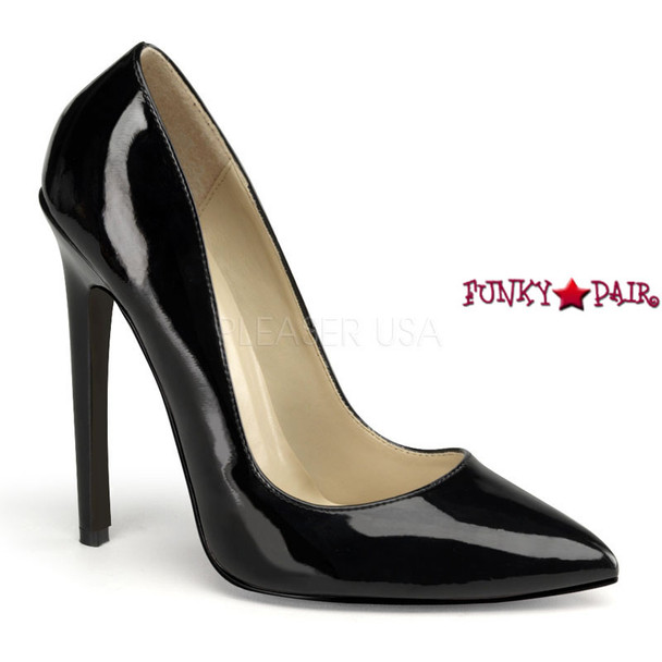 Sexy-20, 5 Inch High Heel Stiletto Heel Pointy Toe Pump