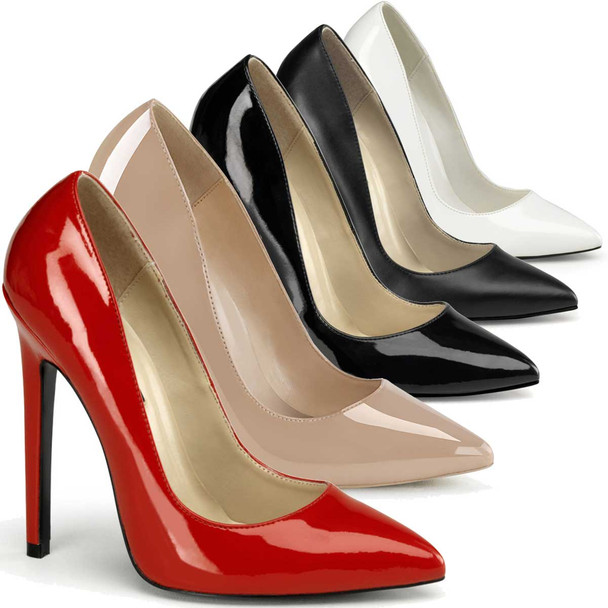 Pleaser | Sexy-20 Pump Stiletto Heel