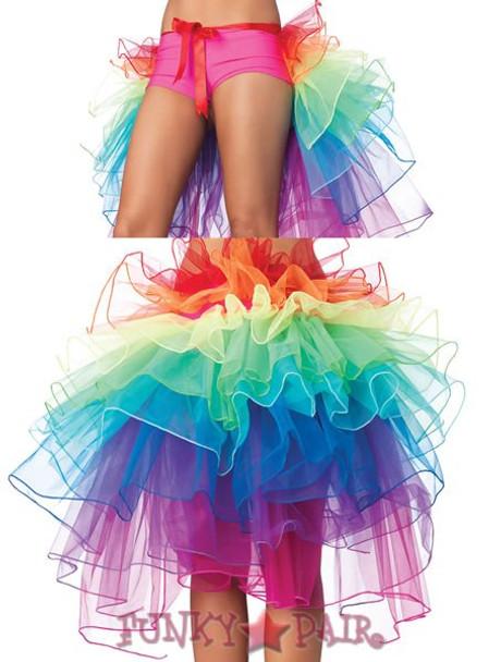 LA-1999, Rainbow Bustle Skirt