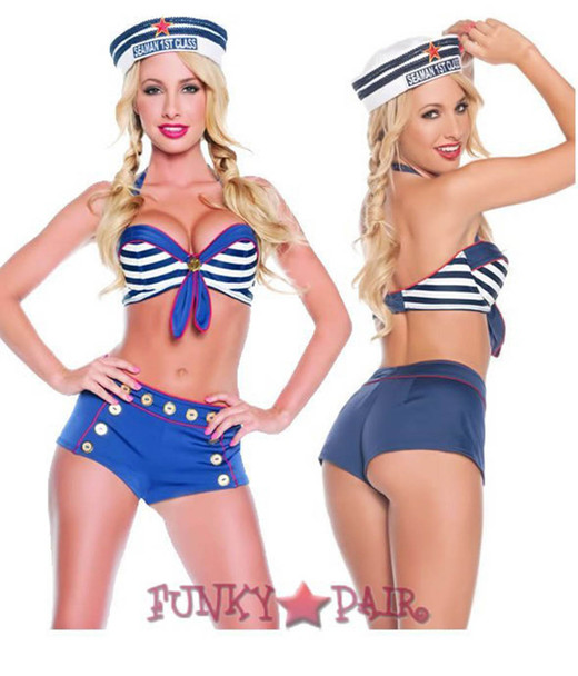 T1056, Sexy Sailor Costume
