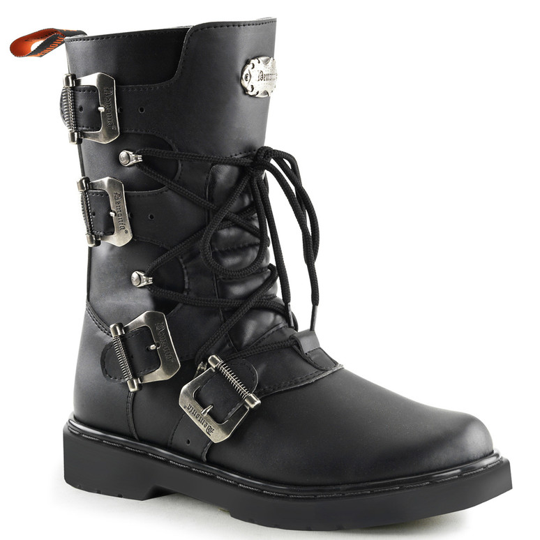 Defiant-306, Men Combat Boots Demonia | Men