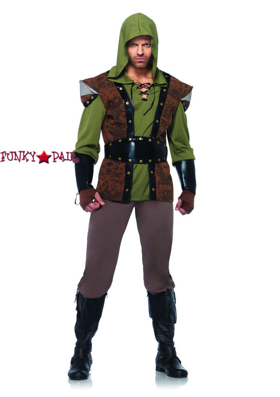LA-85268, Robin Hood Men Costume