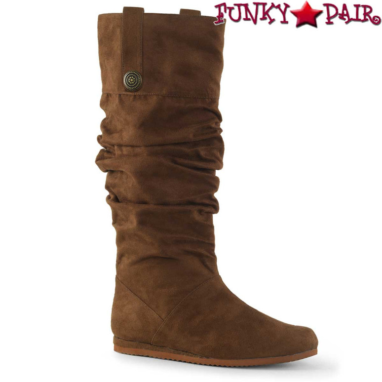 Funtasma | Men's Cosplay Brown Renaissance-104 Boot