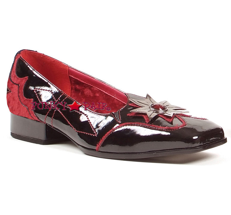 121-Edward, Men Vampire Shoes,COSTUME SHOES