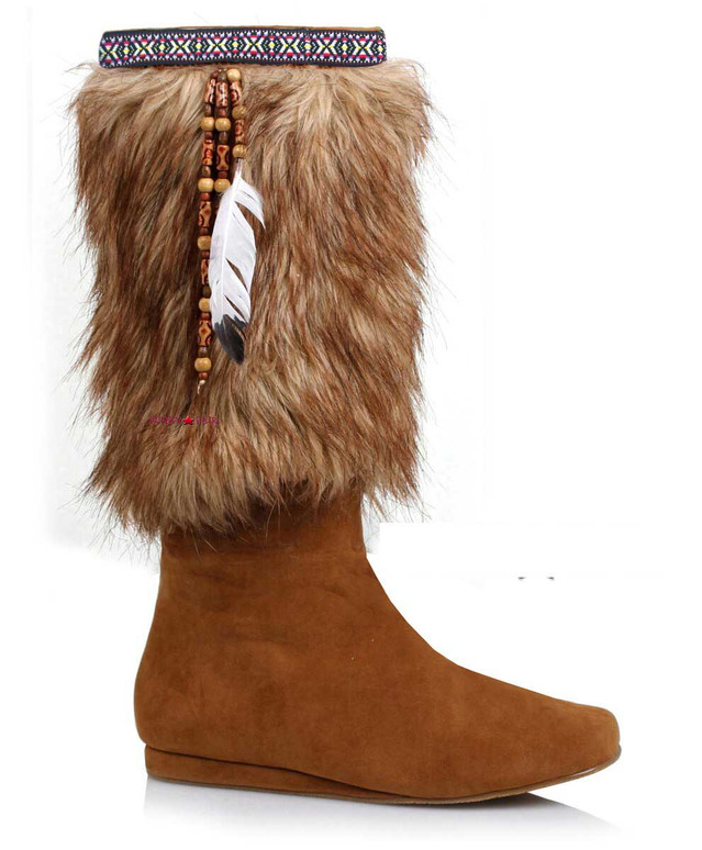 \Women's Indian Cosplay Boots |  1031 Costume Boots 103-JASMIN
