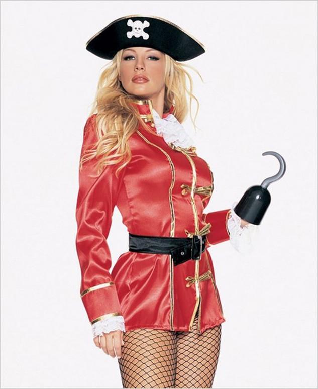 Captain Hooker costume (8947)