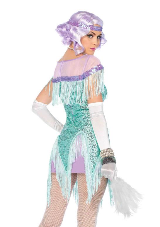 LA-85568, Foxtrot Flirt Flapper Costume