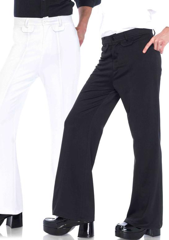 LA86641, Men's Bell Bottom Pant