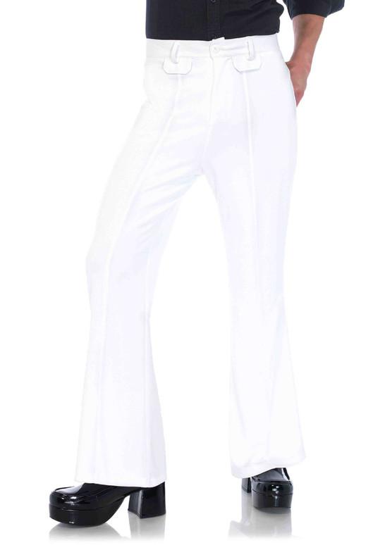 LA-86641, Men's Bell Bottom Pant Costume