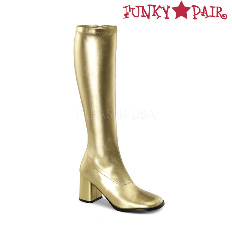 GoGo-300 Women's Go Go Boots | Pleaser