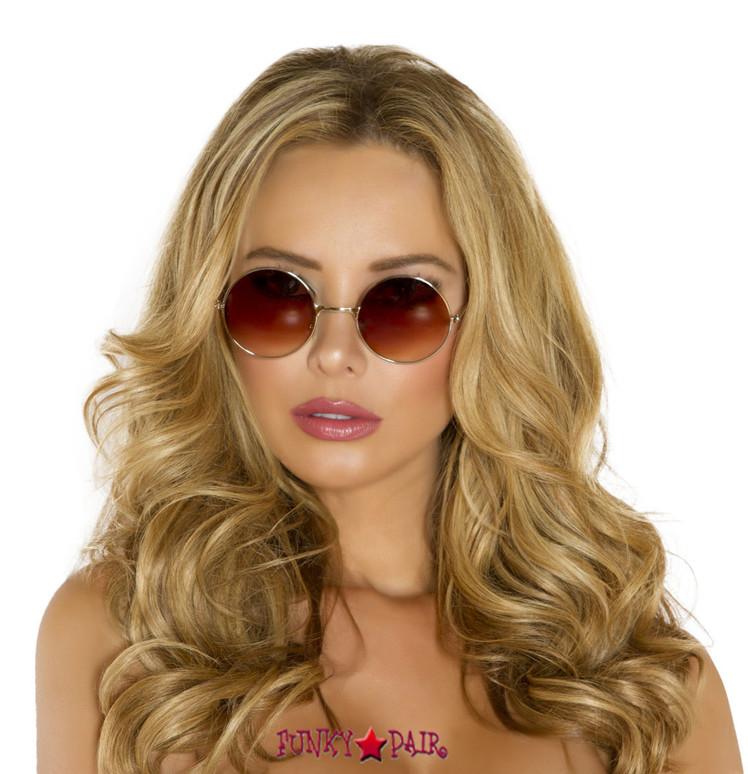 G105, Hippie Glasses