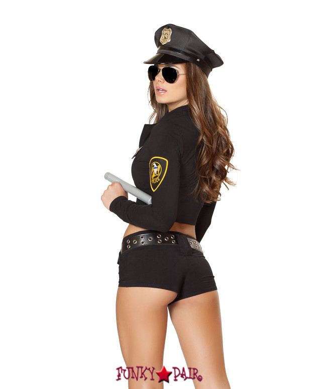 R-4500, Officer Hottie