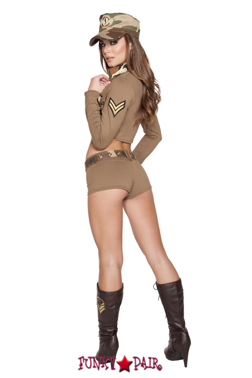 R-4591, Sexy Soldier Babe
