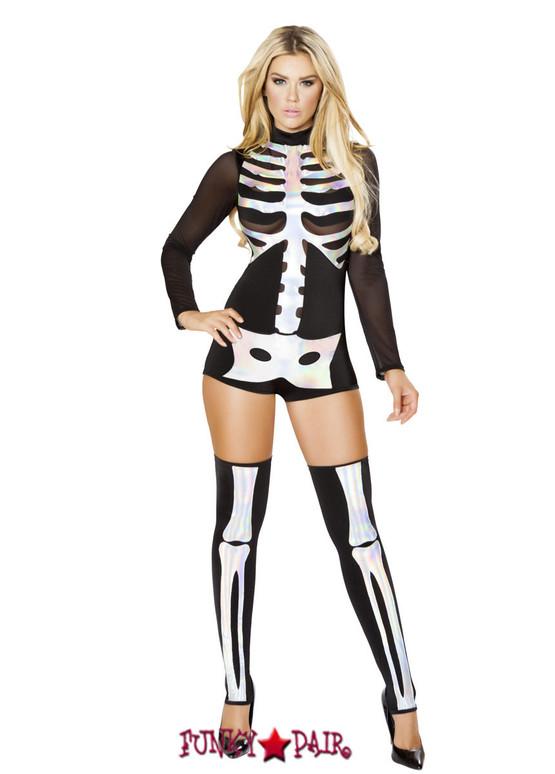 R-4760, Jackie Skeleton