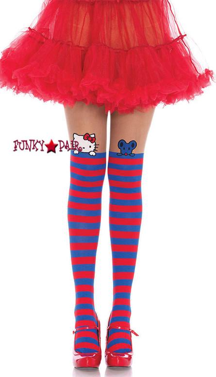 HK7954, Hello Kitty Pantyhose