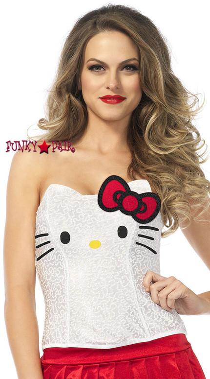 HK86673, Hello Kitty Bustier