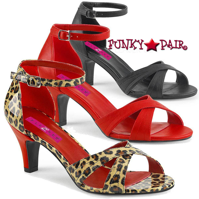 Pink Label | Divine-435, Ankle Strap Sandal Size 9-16