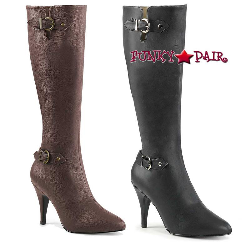 Pink Label | Dream-2030 Drag Boots Plus Size