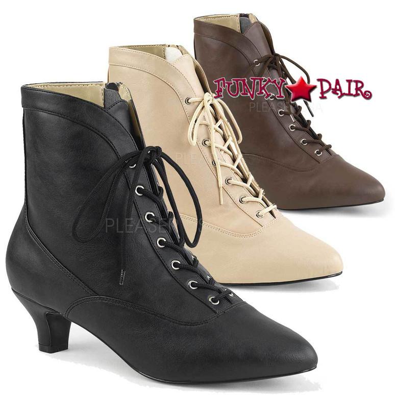 Pink Label | Fab-1005 Crossdresser Boots Size 9-16