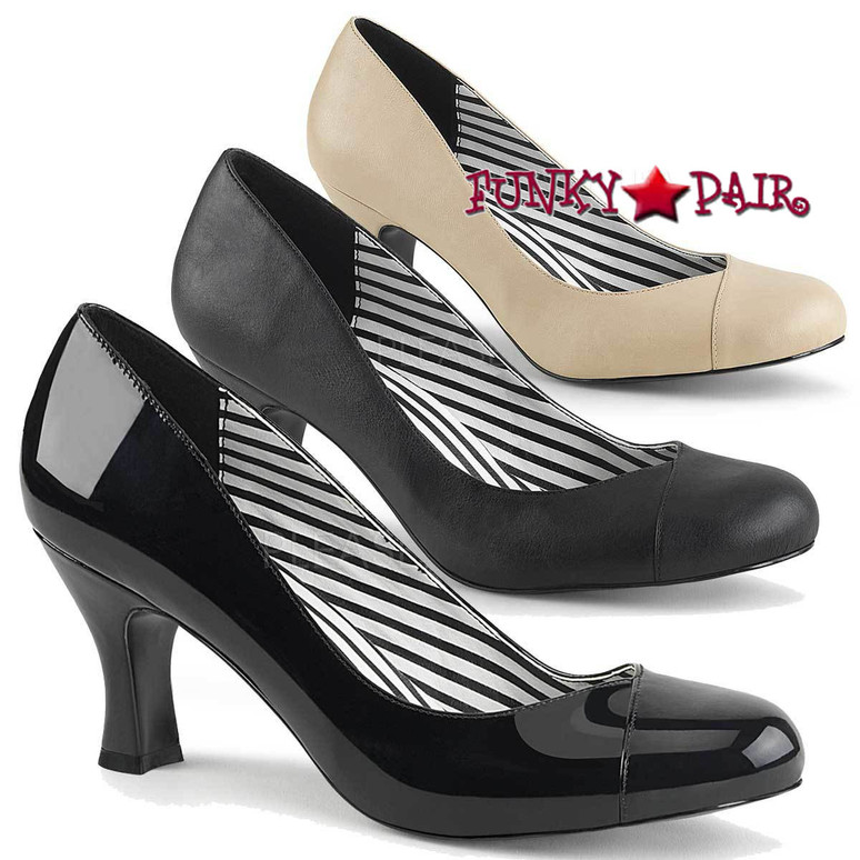 Pink Label   Jenna-01 CrossDresser High Heel Size 9-16