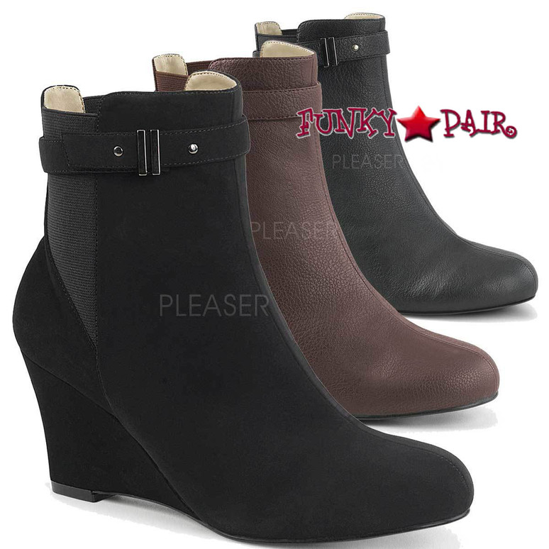 Pink Label | Kimberly-102 Drag Boots Kimberly-102 Size 9-16