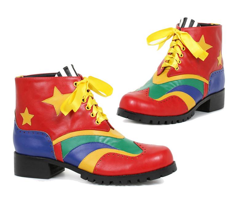 21-Payaso, Clown Shoes