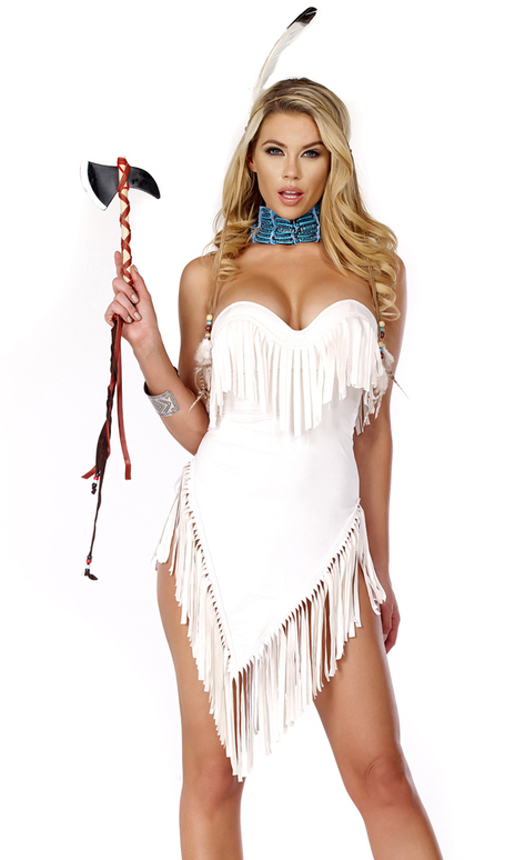 FP--555234, Fabulous Feathers Indian Costume