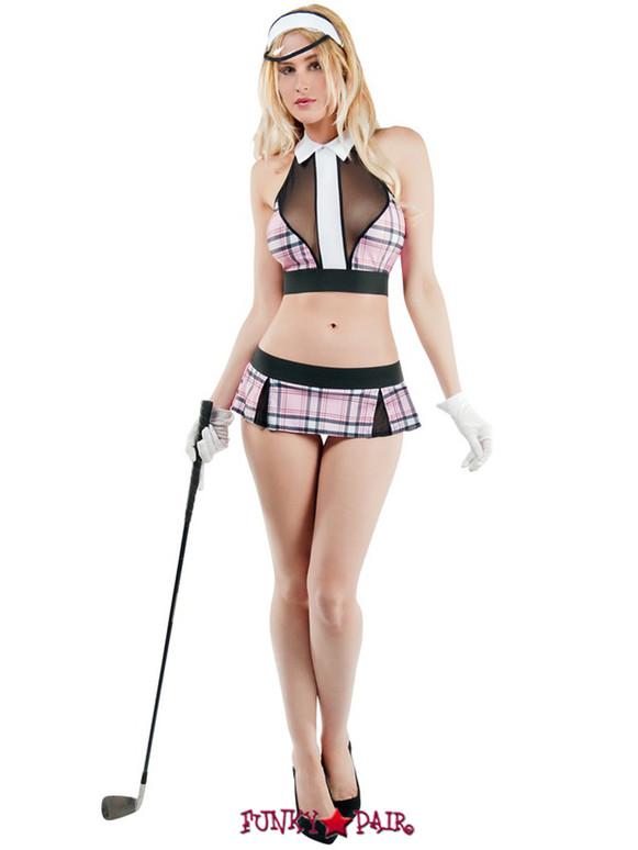 B7005, Hole In One Hottie Costume