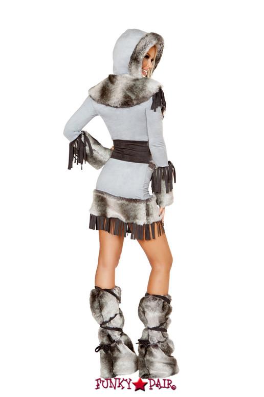 R-4809, Eskimo Cutie