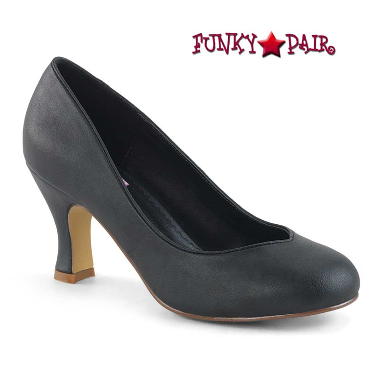 Pin-Up Couture | Flapper-40, Round Toe Pump